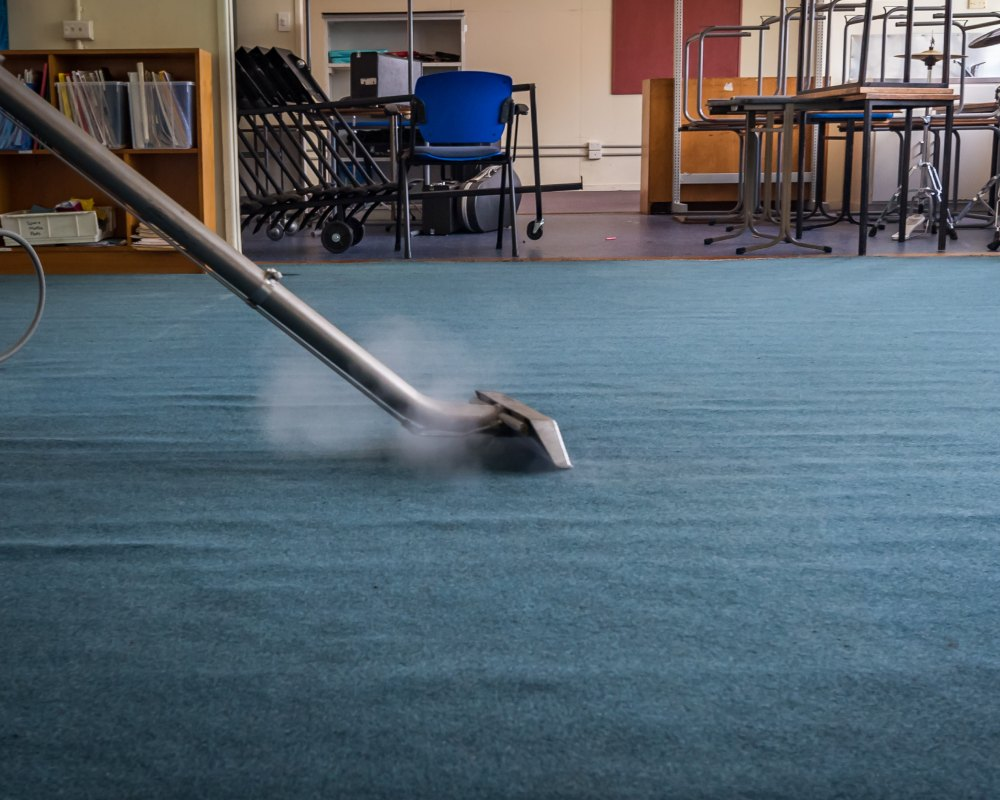Steam cleaning for your carpet